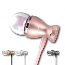 【3件免運費 重低音!送耳機抗震包 線控耳機】美安大會 翻譯機可用!入耳式 重低音耳機 耳機 線控耳機 耳塞式 有線耳機【DE268】